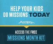 Awana GO Missions Month