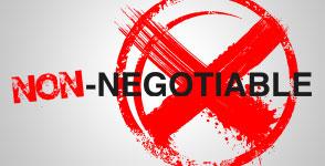 NonNegotiable