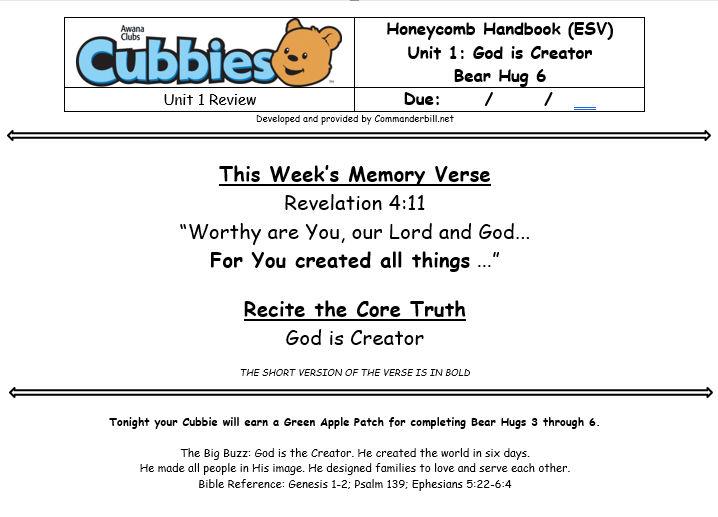 Cubbie Resources | Commander Bill